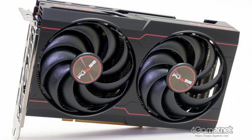 Radeon RX 6600搭載カード「PULSE RX 6600 Gaming」レビュー。上位モデルやGeForce RTX 3060との性能差を探る