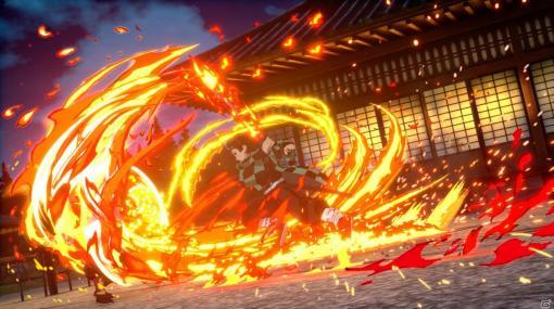 「鬼滅の刃」の世界観を楽しめる対戦アクションゲーム「鬼滅の刃 ヒノカミ血風譚」が発売!
