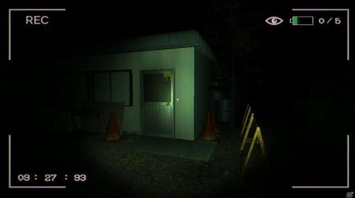 夜間の工事現場で出会う黒い女の恐怖!1人称視点のホラーゲーム「愛莉澄」がSwitchで10月21日に配信