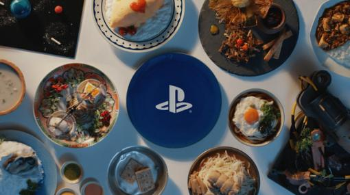 "PS5/PS4注目タイトルを豪華フルコースで一挙紹介!""飯テロ""な特別映像が公開"