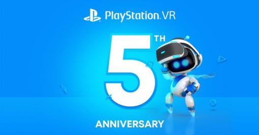 【祝】PSVR5周年!PS Plus加入者限定でPSVRタイトル3本配信決定!全世界で最もプレイされたPSVRゲームなども明らかに