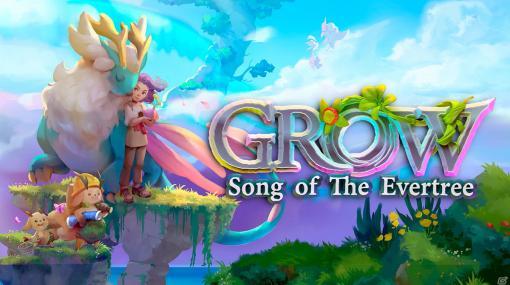 「Grow: Song of the Evertree」の作曲を担当するKevin Penkin氏のインタビュー動画・完全版が公開!