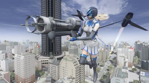 「地球防衛軍3 for Nintendo Switch」が発売!「EDF」シリーズにおけるターニングポイントとなった意欲作