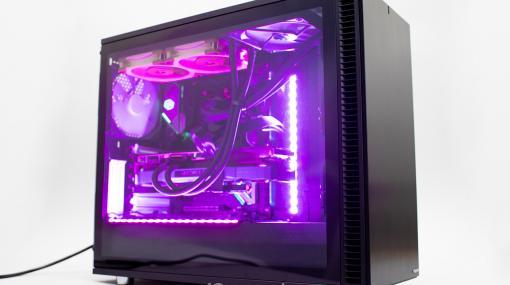 【PR】サイコム「G-Master Hydro X570A Extreme」は,CPUとRTX 30シリーズを液冷化して高性能と静音を両立した究極のゲームPCだ