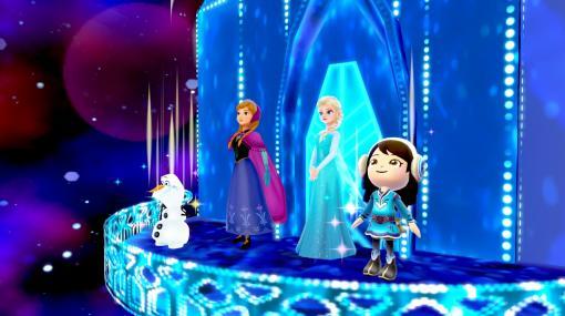 「ディズニー マジックキャッスル マイ・ハッピー・ライフ2」のワールド情報が公開。アナやエルサなど登場キャラクターを紹介
