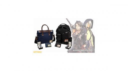 『ゴッドイーター』ソーマモデルとユウゴモデルのバッグ、財布、腕時計が登場。EMooooN(エモーン)公式ストアにて予約受付中
