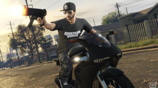 「GTAオンライン」にて「Rockstar Games」書体Tシャツが期間限定で配布!「The 相撲」の報酬は3倍に