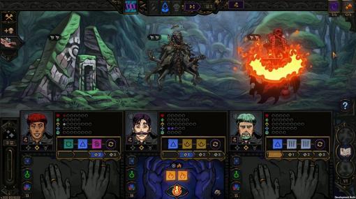 反逆魔術師RPG『Spire of Sorcery』10月22日Steam早期アクセス配信開始へ。発表から3年温めた、ダークな戦略RPG