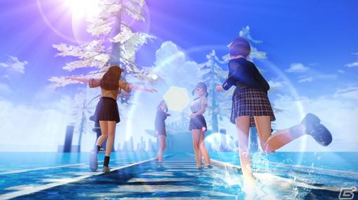 来週は「BLUE REFLECTION TIE/帝」「アーキタイプ・アーカディア」が登場!