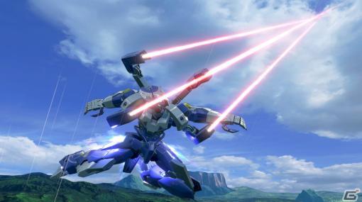 「機動戦士ガンダム エクストリームバーサス2 クロスブースト」新機体「ダハック」が10月21日に参戦決定!