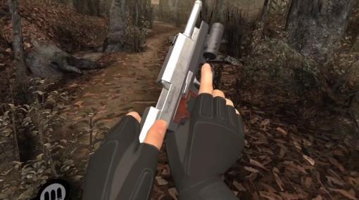 Oculus Quest 2版「バイオハザード4」プレイレポ。瞬時に武器を取り出しダッシュ撃ち! VR化により新たなプレイスタイルで遊べるように