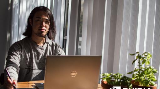 STAYHOME VFX をきっかけにBlenderを習得。最優秀者が「Dell Precision 5760」の実力を試す! - インタビュー
