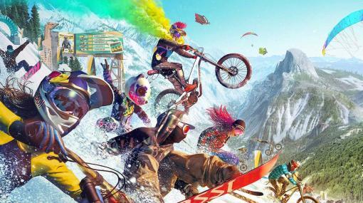 オープンワールドスポーツゲーム『ライダーズ リパブリック』を無料で試せるトライアルウィーク開始。抽選で限定自転車が当たるチャレンジも開催