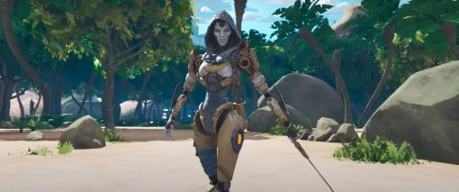 『Apex Legends』新シーズンにて新マップ登場か。南国風の島でバカンスを楽しむレジェンドたちの姿が公開