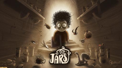『JARS』がSwitch、PCで本日(10月21日)より配信開始。地下室の奇妙な生き物たちから石棺を守る戦略的タワーディフェンスゲーム