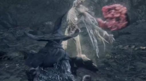 TBS宇内アナ、『Bloodborne』ゴースの遺子撃破に歓喜の叫び!初クリアを思い出させる、微笑ましい喜びっぷりを披露