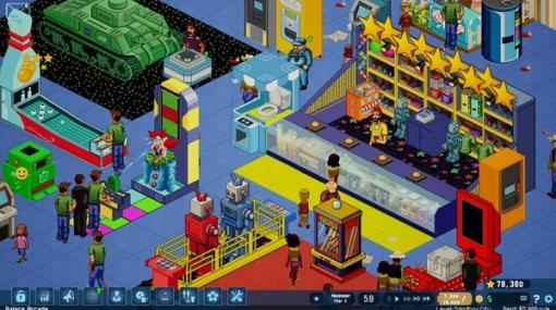 父と一緒に遊んだ思い出…ゲーセン経営シム『Arcade Tycoon: Simulation』―そして本人も父になる【開発者インタビュー】