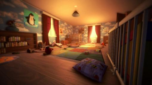 【期間限定無料】赤ん坊視点のホラーADV『Among the Sleep - Enhanced Edition』Epic Gamesストアにて配布開始