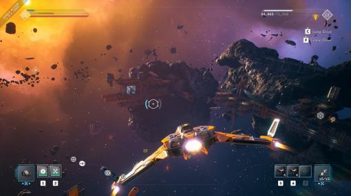 オープンワールド宇宙シューティング『Everspace 2』正式リリースは2023年に。「宮本理論」で延期を決断