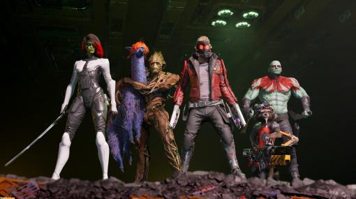 『Marvel's Guardians of the Galaxy』序盤レビュー。触って楽しい、聴いて楽しい。型破りなチームの冒険を満喫できる快作