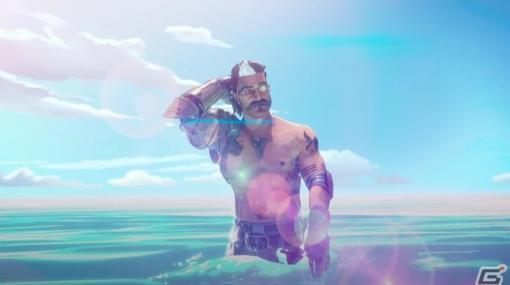 「Apex Legends エスケープ」で登場する4つ目の新マップを紹介!島でくつろぐレジェンドたちや野生生物を動画でチェック