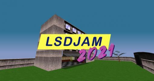 「こんなの、ゲームじゃない」初代PSカルト作『LSD』23周年を祝したゲーム制作イベント開催!「夢」をベースに、制作時間は3ヶ月