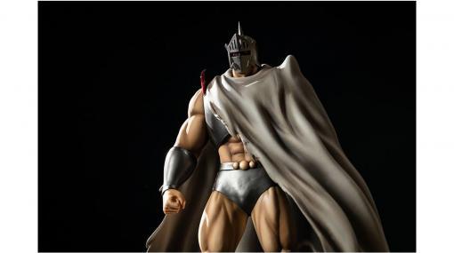 『キン肉マン』ロビンマスクが感動の復活を遂げた姿で立体化。10月30日予約開始。さらに『北斗の拳』レイも発売決定