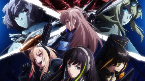 TVアニメ「ドールズフロントライン」が2022年1月に放送開始。第2弾キービジュアルや新PV,追加キャラ&キャスト情報も明らかに