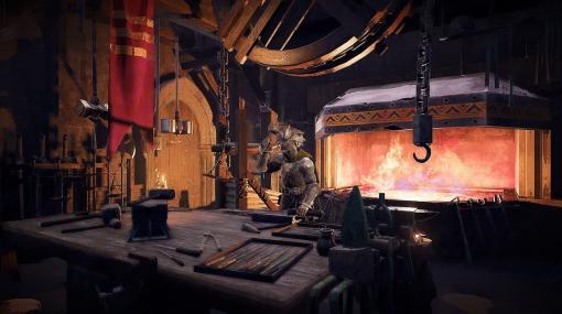 アクションRPG『バビロンズフォール』クローズドβテストを通じて、グラフィックとアクションの両方を改善中。 フェーズ3に向けた調整点を開発者が解説