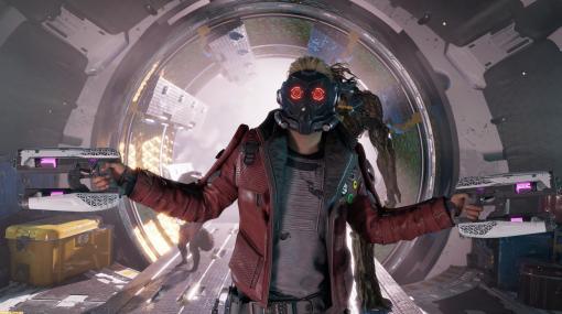 『Marvel's Guardians of the Galaxy』発売直前プレイレビュー。ノリと勢いで自由に戦いつつ仲間への効果的な指示出しが戦闘のポイントになるアクションアドベンチャー