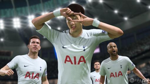 「FIFA 22」発売22日目を記念して全世界のプレイデータが公開!試合回数は累計21億回を記録