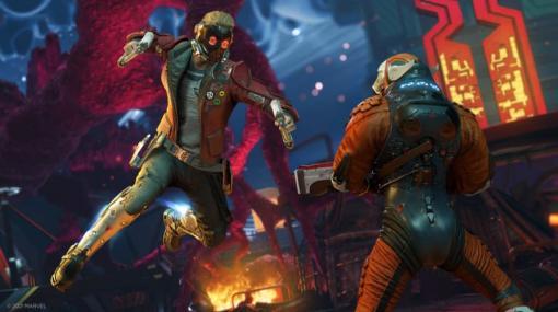「Marvel's Guardians of the Galaxy」本日発売懐かしくも新しい完全新作のストーリーが展開