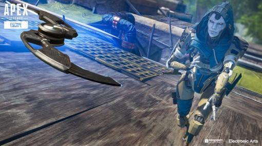 『エーペックスレジェンズ』シーズン11「エスケープ」ゲームプレイトレーラーと新マップの詳細情報が公開!アッシュの戦術アビリティや新武器についての情報も