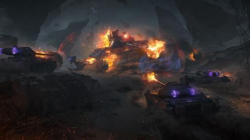 """PC版「World of Tanks」,イベント""""ハロウィーン2021""""が開催。「Immortal」を撃破しよう"""