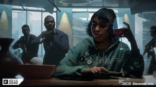 『Battlefield 2042』にはノンバイナリーのスペシャリストが参戦する。爆発物とウィングスーツを操る「サンダンス」のジェンダーが明らかに