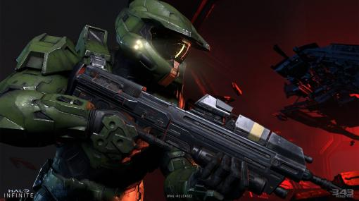 『Halo Infinite』キャンペーンモードのグラフィックが、1年の延期を経て大きく向上。ファン作成の比較映像にて明らかに