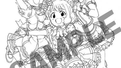『アイドルマスター ミリオンライブ! Blooming Clover』10巻元気なカバーイラストラフを公開!