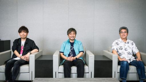 『ドラクエ10』青山P、『FF11』松井P、『FF14』吉田P兼Dによるスペシャル鼎談! MMORPGの過去、現在、そして未来を語りつくす【先出し週刊ファミ通】