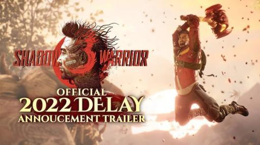 ロー・ワンの活躍描くFPSシリーズ最新作『Shadow Warrior 3』2022年初頭に発売延期