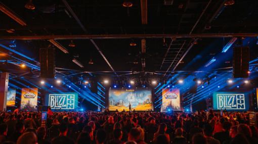 Blizzardのイベント「BlizzCon」2022年の開催は中止に―ゲームの発表や続報は各タイトルごとに行われる予定