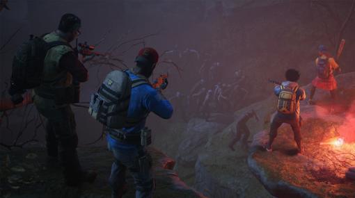 Co-opゾンビシューター『Back 4 Blood』早くもプレイヤー数が600万人を突破!